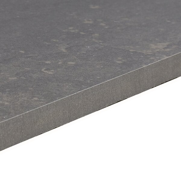 Fairfield 12 x 24 Porcelain Field Tile in Gray in Iron Grey by Itona Tile