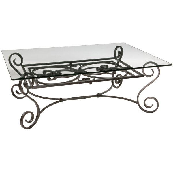 Church Street Coffee Table by Fleur De Lis Living