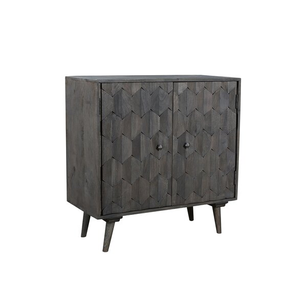 Dussault 2 Door Accent Cabinet by George Oliver George Oliver