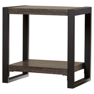 Theodulus End Table by Mercury Row