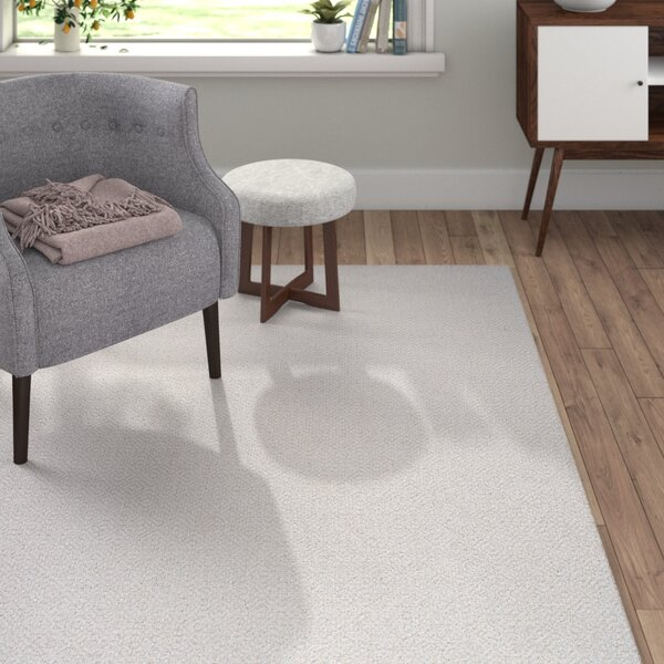 Asther Hand-Woven Taupe Area Rug by Langley Street