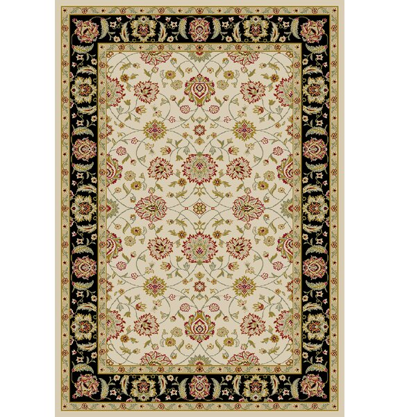 Ankara Zeigler Ivory Rug by Threadbind