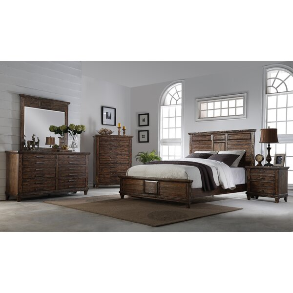 Rodriguez Standard Bed by Union Rustic