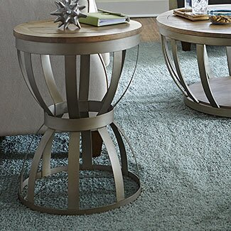 Mier End Table by Brayden Studio
