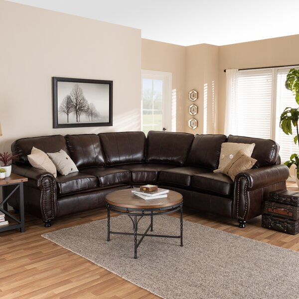 Kamari Sectional by Darby Home Co