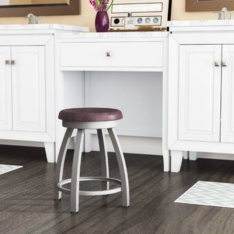Union Rustic Rowden Accent Stool Wayfair