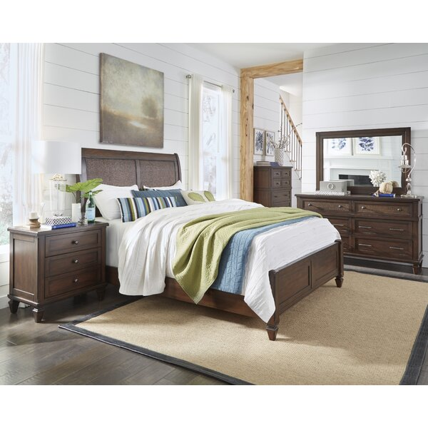 Smotherman Panel Configurable Bedroom Set by Bay Isle Home