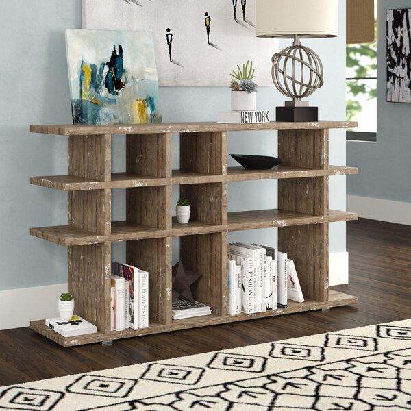 Eberhard Geometric Bookcase By Brayden Studio