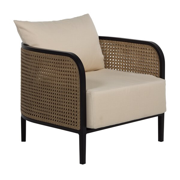 Havana Patio Chair with Cushions by Summer Classics
