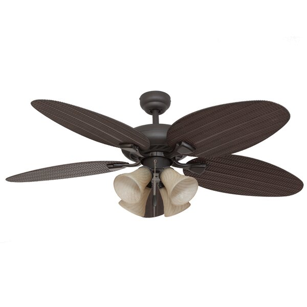 48 Key Largo 5-Blade Ceiling Fan by Calcutta