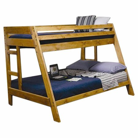 San Anselmo Twin over Full Bunk Bed by Wildon Home ®