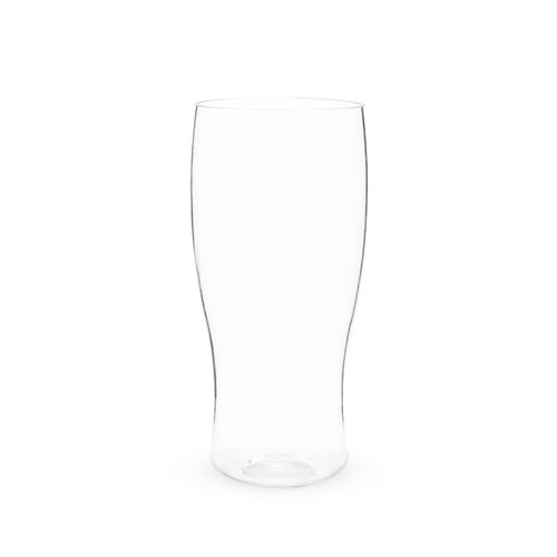 Flexi 20 oz. Plastic Pint Glass (Set of 2) by True Brands