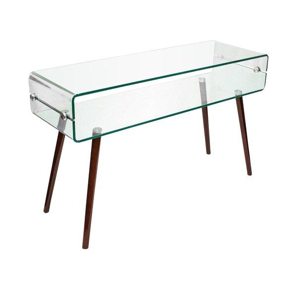 Wolters Glass Console Table by Corrigan Studio Corrigan Studio