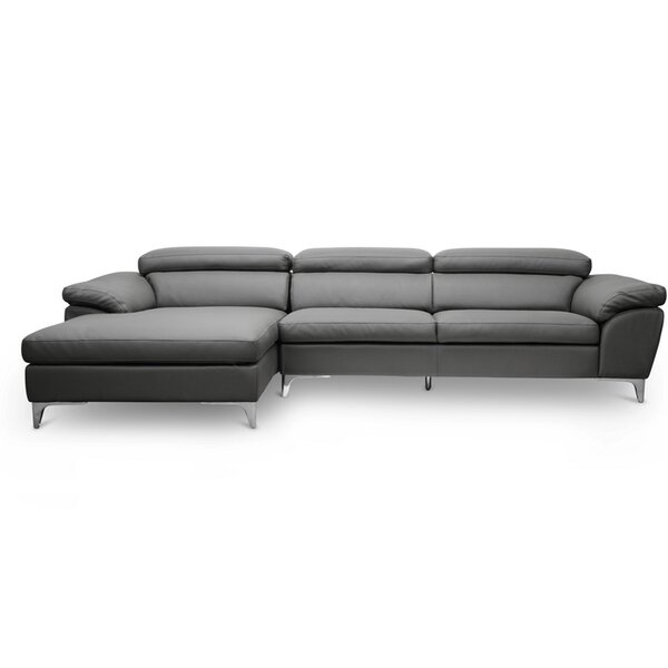 Review Bosserman Left Hand Facing Sectional