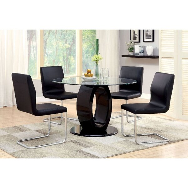 Brill 5 Piece Extendable Dining Set By Orren Ellis