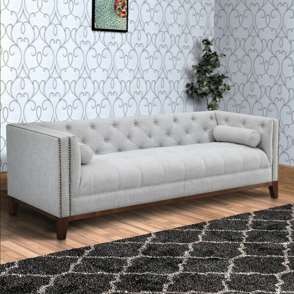 Shop Fashion Wozniak Sofa by Mercer41 by Mercer41