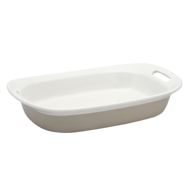 Etch Baking Dish by Corningware