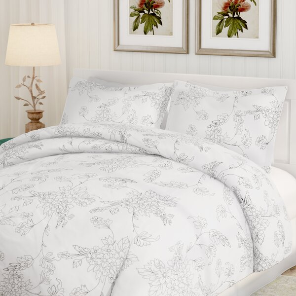 Dufrene Duvet Set by Charlton Home