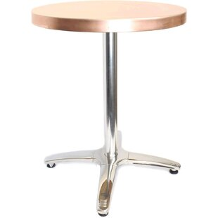 Inexpensive 24 in. Round Dining Table By Mio Metals