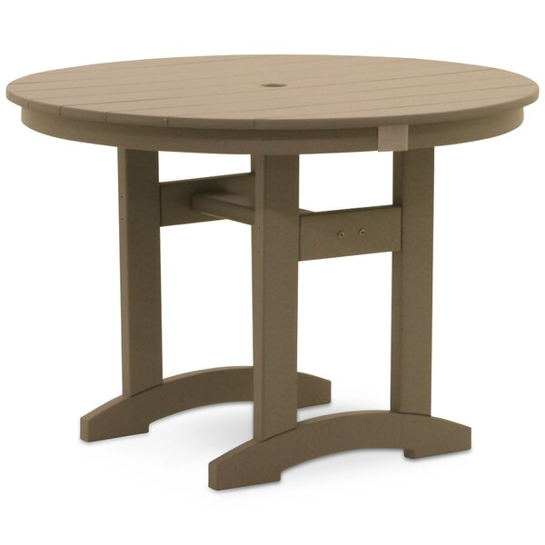Paulsboro Round Dining Table by August Grove