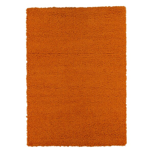 Batavia Orange Area Rug by Ebern Designs
