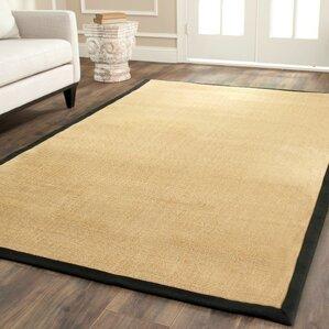 arlington maizeblack area rug