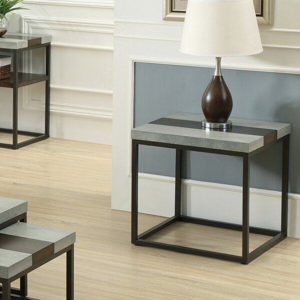Cleavenger End Table by 17 Stories 17 Stories