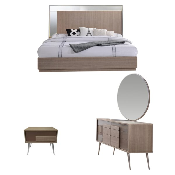 Bulluck Platform Configurable Bedroom Set by Corrigan Studio