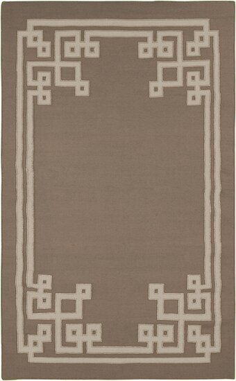 Alameda Brown Area Rug by Beth Lacefield for Surya