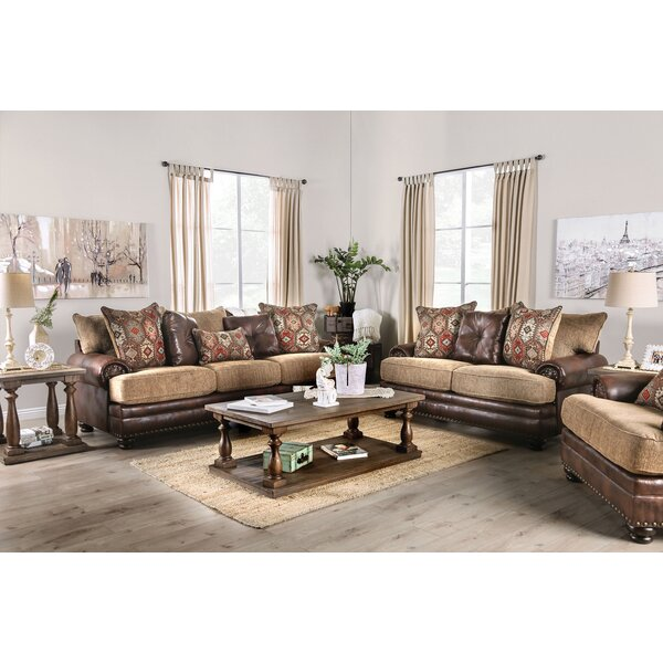 Morgan Configurable Living Room Set by Millwood Pines