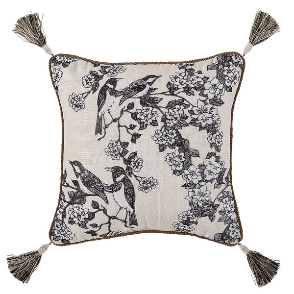 Philomena Fashion Throw Pillow by Croscill Home Fashions