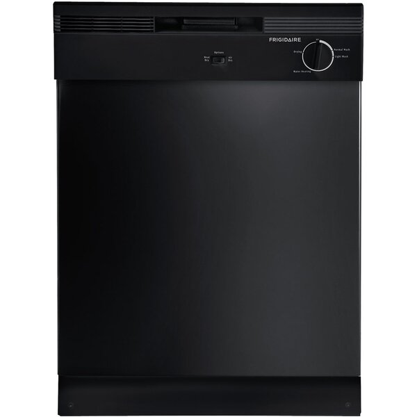 24 Built-In Dishwasher with Delay Wash by Frigidaire