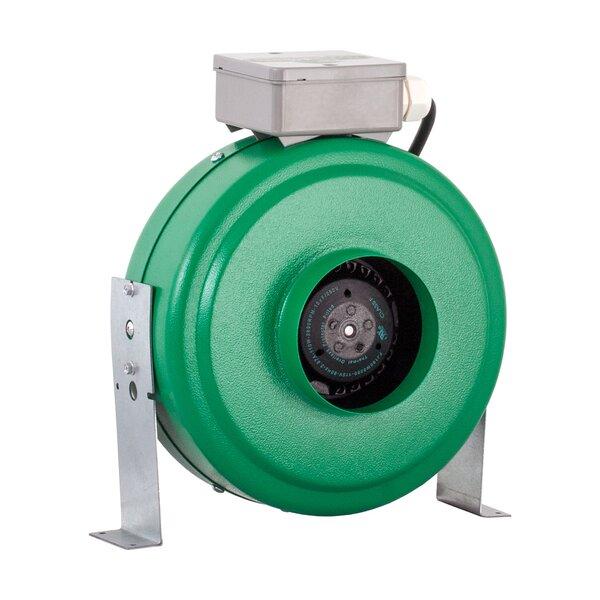 165 C.F.M In-Line Bathroom Fan by Hydrofarm