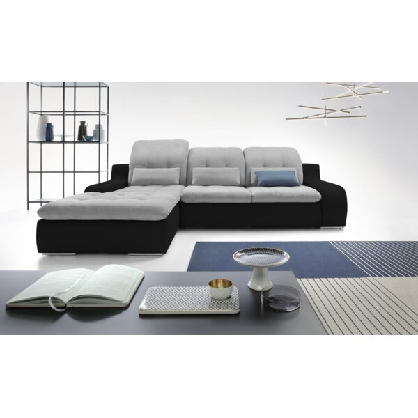 Melida Sleeper Sectional by Latitude Run