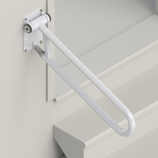 Angled P.T. Rail by HealthCraft