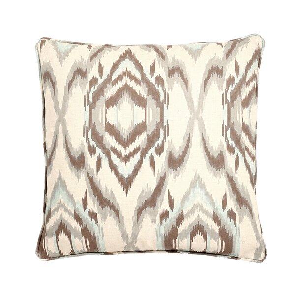 Blondene Image Print Square Indoor Throw Pillow by Latitude Run