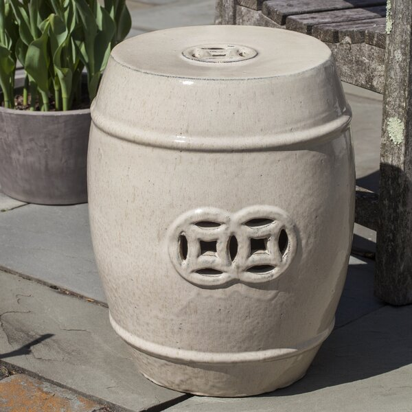 Asian Garden Seat by Campania International