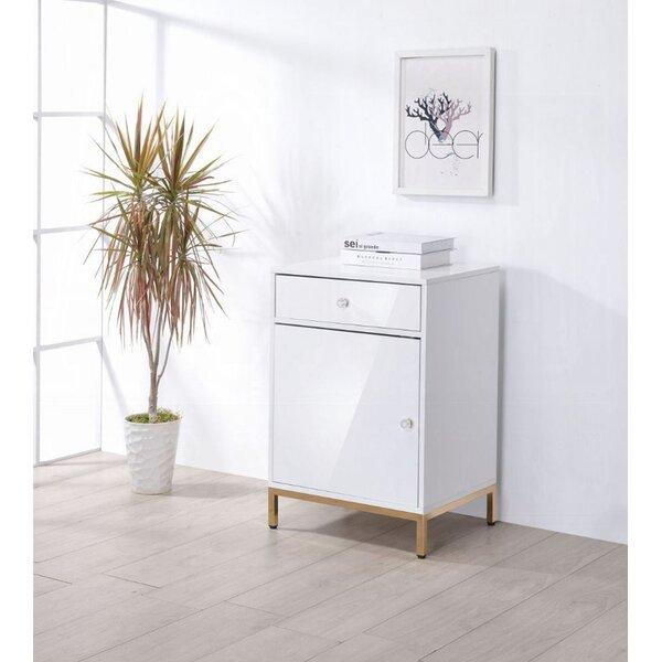 Fraser 1 - Drawer Vertical Filing Cabinet