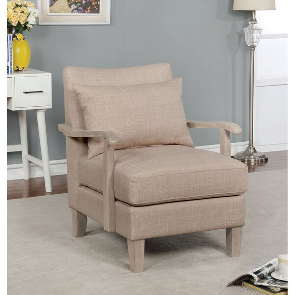 Duerr Armchair by Gracie Oaks
