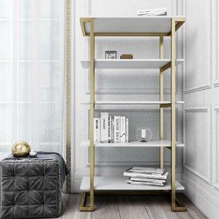 Camila Etagere Bookcase