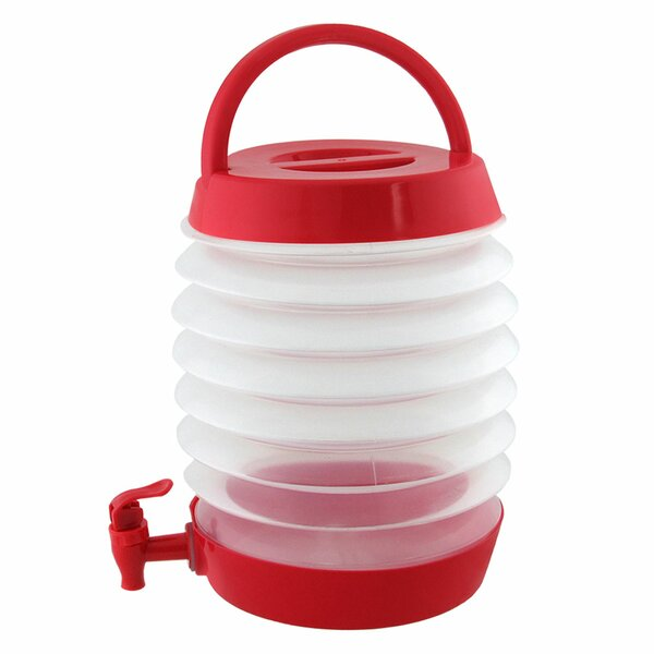 Collapsible Beverage Dispenser by Symple Stuff