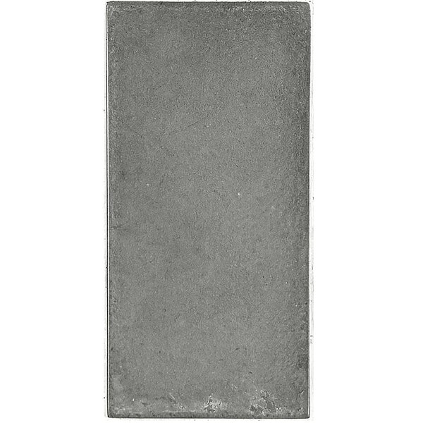 Urban 7 x 3.5 Subway Field Tile in Gray by Madrid Ceramics
