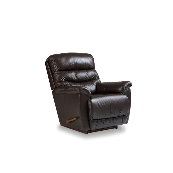 Joshua Manual Rocker Recliner By La-Z-Boy