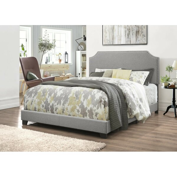 Conklin Upholstered Standard Bed by Charlton Home