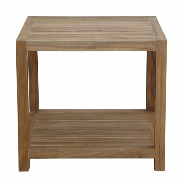 Glenmore Teak Side Table by Anderson Teak