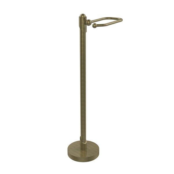 Soho Free Standing Toilet Tissue Holder by Allied Brass
