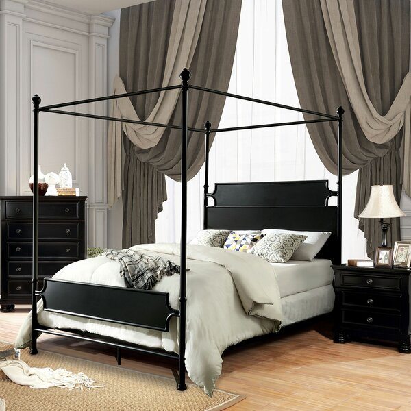 Mcrae Canopy Bed By Gracie Oaks by Gracie Oaks Looking for