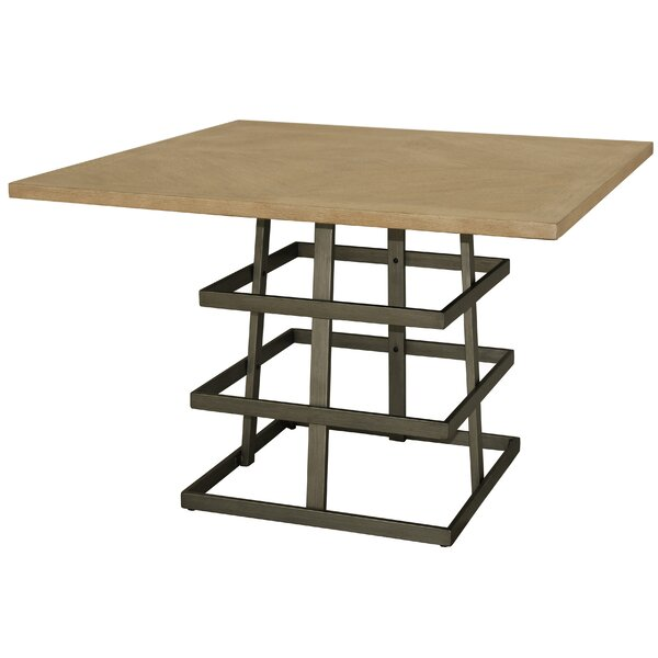 Tulare Pedestal Dining Table by 17 Stories 17 Stories