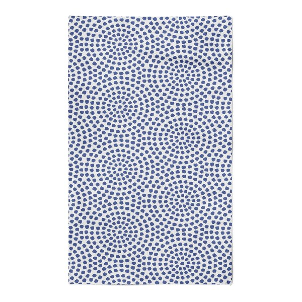Fayette Navy Area Rug by Ivy Bronx