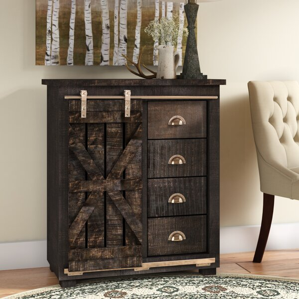 Daub 4 Drawer Accent Cabinet by Laurel Foundry Modern Farmhouse